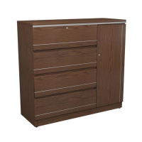 Regal Furniture Laminated Wardrobe 811573