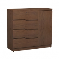 Regal Furniture Laminated Wardrobe 811574