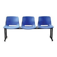 RFL 3 in 1 Blue Waiting Chair BB88797