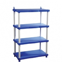 RFL 4 Step Kitchen Rack Blue 91513