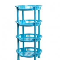 RFL 4 Step Round Rack SM Blue 95612