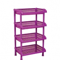 RFL 4 Step Super Rack Red 93001