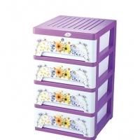 RFL Amass Closet 4 Drawer Sunflower 918090