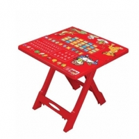 RFL Baby Folding Table Printed ABC 918020