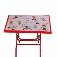 RFL Baby Reading Table Back to School Red 86270