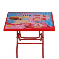 RFL Baby Reading Table Holiday Tri Red 87278