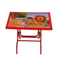RFL Baby Reading Table My Friend Red 87276
