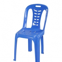 RFL Chair Dining Deluxe Spiral SM Blue 86160