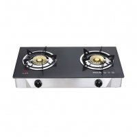 RFL Gas Burner Double Glass Gas Stove 27 GR NG