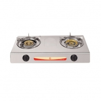 RFL Gas Burner Double S.S. Gas Stove 2-01 SNC-NM NG