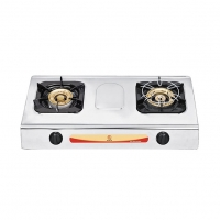 RFL Gas Burner Double S.S. Gas Stove 2-09 SNC NG