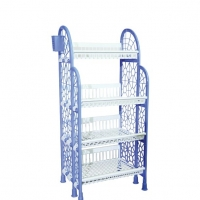 RFL Premium Kitchen Rack SM Blue And White 918049