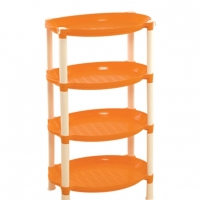 RFL Rack 4 Step Oval Orange 86277