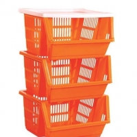 RFL Rack Kitchen Stackable Orange 91524