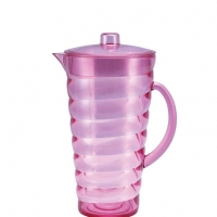 RFL Wave Jug Transparent Pink 2.2L 92574