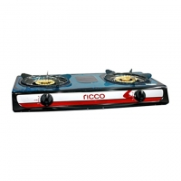 Ricco Double Burner Gas Stove RCD-1501nm