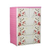 Royal Wardrobe Double 4 Drawer Kamelia BB88786