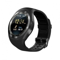 Salauddin Online Shop Sim Supported Mobile Smart Watch Y1