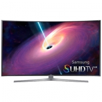 Samsung 4K 3D LED Smart Curved TV JS9000