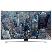 Samsung 4K Curved Smart LED TV UA-40JU6600