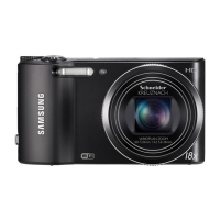 Samsung Digital Camera WB150F