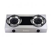 Sebec Gas Cooker Double Burner SGB-H1(NG)