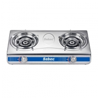 Sebec Gas Cooker Double Burner SGB-L1 (LPG)