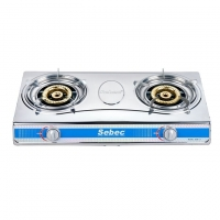 Sebec Gas Cooker Double Burner SGB-L17 (LPG)