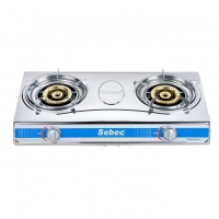 Sebec Gas Cooker Double Burner SGB-L17 (NG)