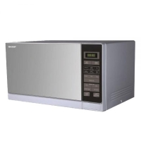 Sharp Microwave Oven R-32A0-SM-V