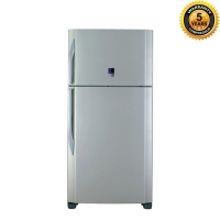Sharp Top Mount Refrigerator SJ-K60MK2-S
