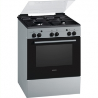 Siemens Stainless steel Gas Cooker HP233510M