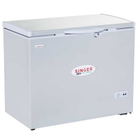 Singer Chest Freezer  SRREF-BD-215-GL-GY