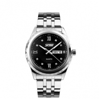 Skmei Analog Wrist Watch For Men 9100BL