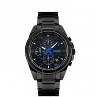 Skmei Analog Wrist Watch For Men 9109BL