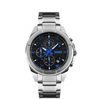 Skmei Analog Wrist Watch For Men 9109SB