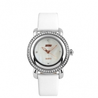 Skmei Analog Wrist Watch For Women 9142WH