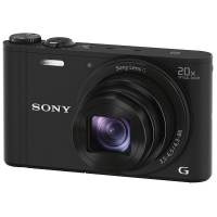 Sony compact camera WX350