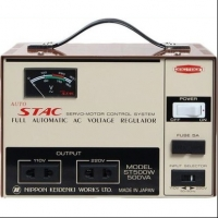 STAC 500VA AC Automatic Voltage Regulator ST500W