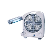 Sunca Charger Fan With Light SF-292A