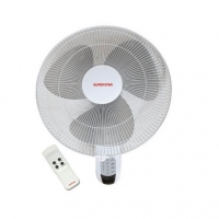 Super Star Remote Control Wall Fan WF-03