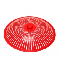 TEL Dish Cover Small Red 803007
