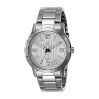 Titan Stainless steel Analogue Watch For Men 1730SM01