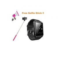 Tool Box Smart Bluetooth Watch With Selfie Stick Q2B