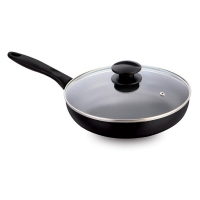 Topper Fry Pan With Lid 24cm 80840