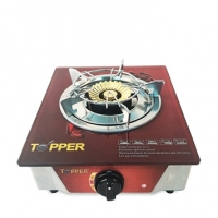 Topper Single GLS Auto Gas Stove NG GLS-101