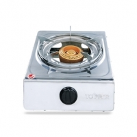 Topper Single SS Auto Gas Stove LPG A-102