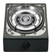 Topper Single SS Auto Gas Stove NG A-103