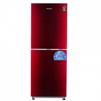 Transtec 239 Ltr Top Mount Refrigerator - TRZ 239G - Red Rose  Transtec 239 Ltr Top Mount Refrigerat