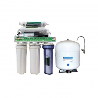 Ultra Pure Heron Gold Reverse Osmosis Drinking Water Purifier 075
